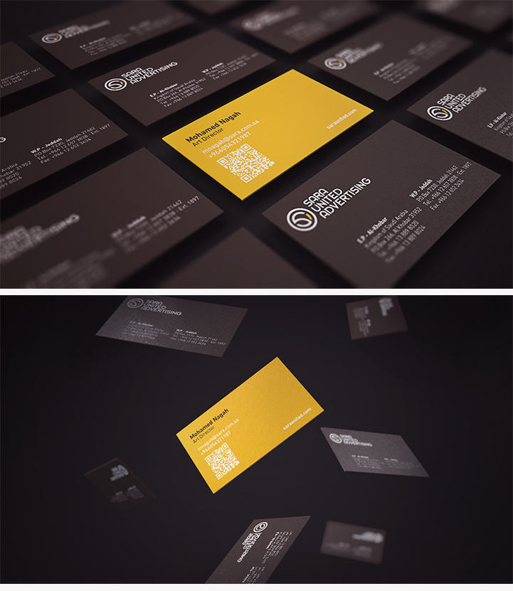 Sara united advertising advertising agency branding print new corporate identity for sua reheart Images